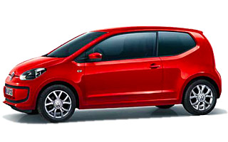 Lease cheap VW Up