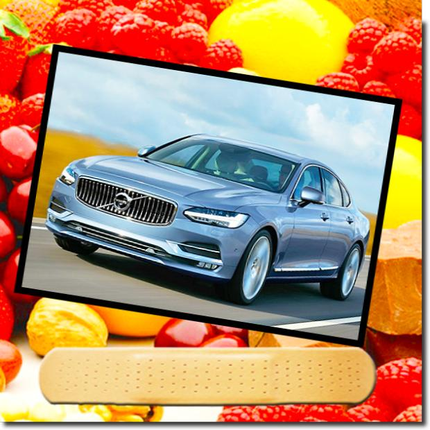 Volvo Lease Rates: VOLVO S90 SALOON Personal Car Leasing Deals UK