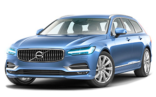 Lease cheap Volvo V90 Estate