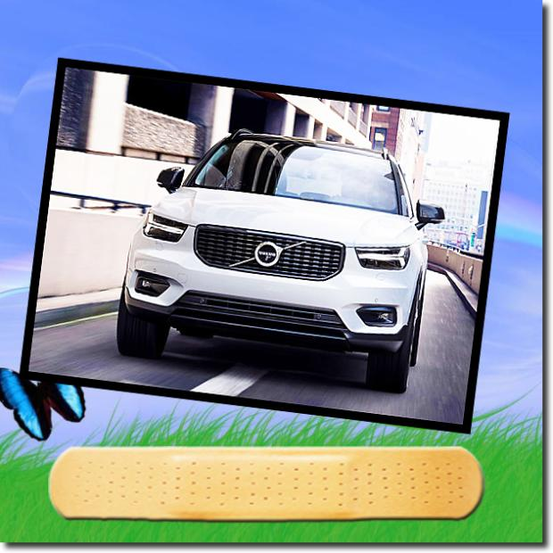 VOLVO XC40 ESTATE Business Car Leasing Deals UK