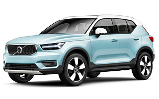 Lease cheap Volvo XC40 Estate
