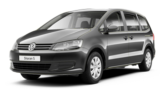 Lease cheap VW Sharan Estate