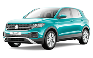 Lease cheap VW T-Cross Estate