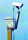 Pole-Mounted CCTV