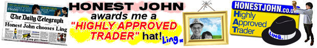 Honest John HAT Award