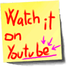 Post-it linking to Youtube