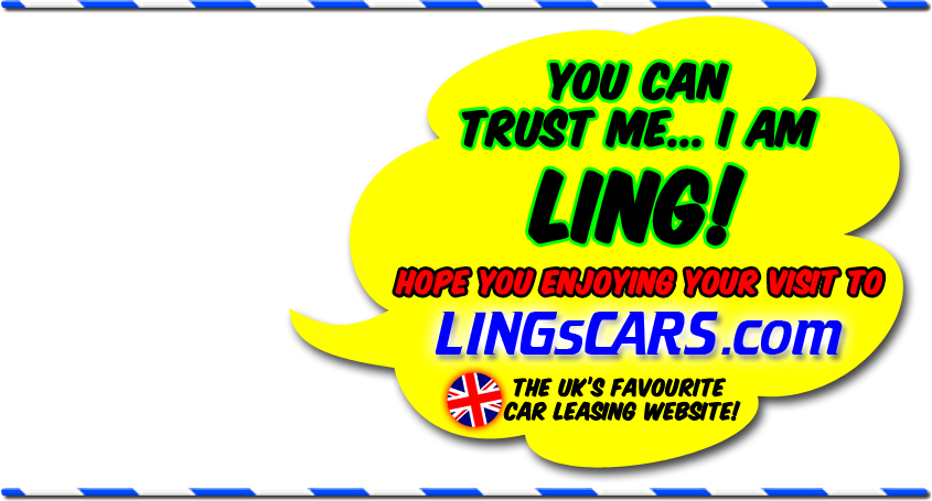 LINGsCARS cheap car leasing deals - you can trust me, I'm LING!