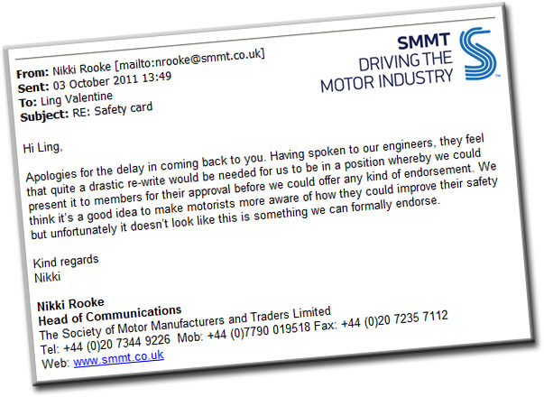 SMMT Email 3