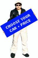 Choose your car + price