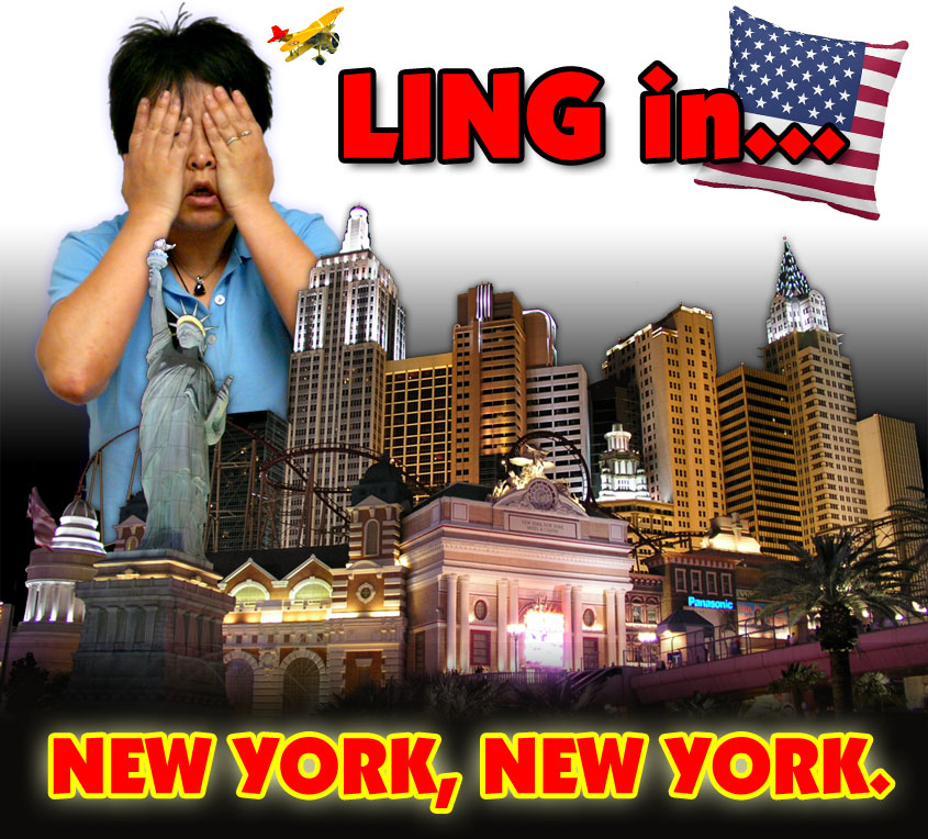 Ling in New York
