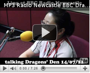 BBC Radio Newcastle MP3 recording