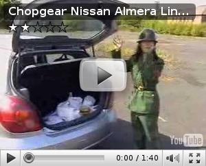 Chopgear Nissan Almera