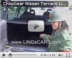 Chopgear Nissan Terrano