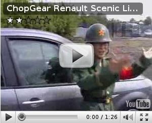 Chopgear Renault Scenic