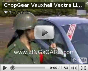 Chopgear Vauxhall Vectra