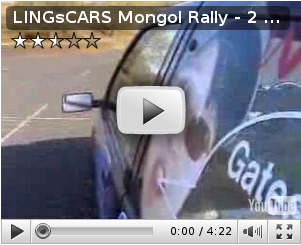 Pre Monogl Rally